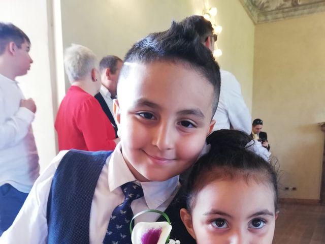 Il matrimonio di Sherif  e Erika  a Comazzo, Lodi 9