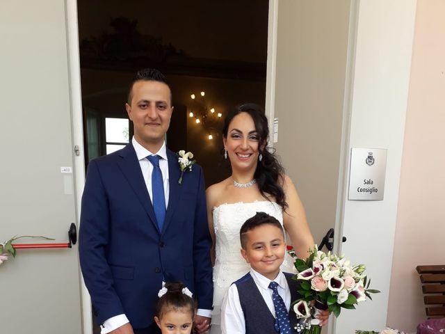 Il matrimonio di Sherif  e Erika  a Comazzo, Lodi 1