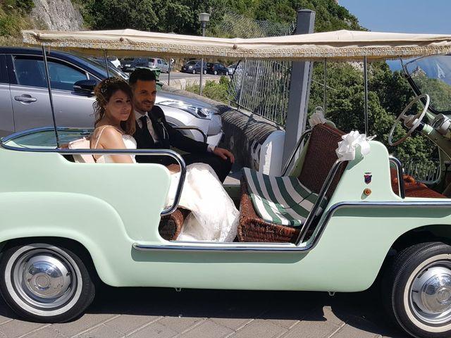 Il matrimonio di Luigi e Antonella a Maiori, Salerno 2