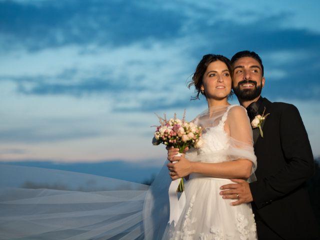 Le nozze di Maria Luisa e Michele