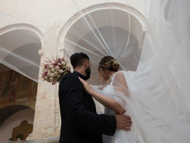 Il matrimonio di Michele e Maria Luisa a Neviano, Lecce 28