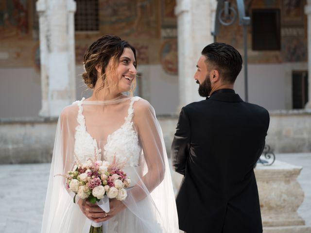 Il matrimonio di Michele e Maria Luisa a Neviano, Lecce 30