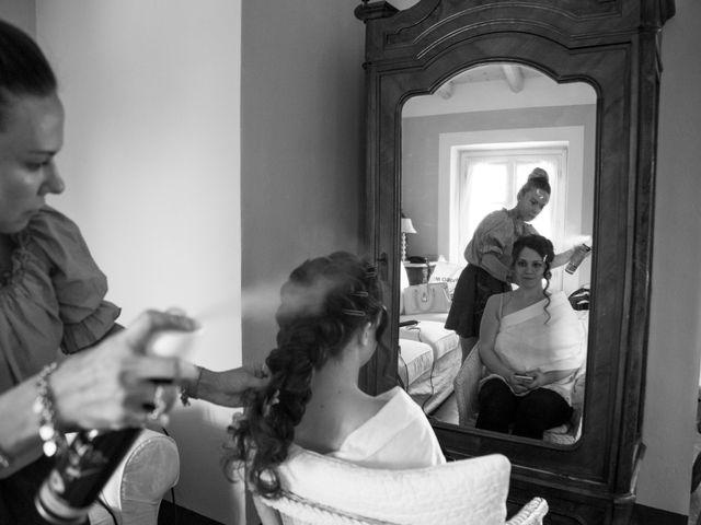 Il matrimonio di Luca e Serena a Besate, Milano 4