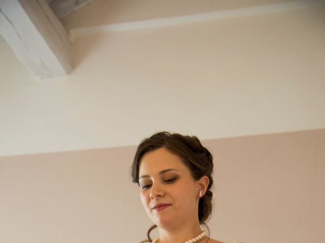 Il matrimonio di Luca e Serena a Besate, Milano 14