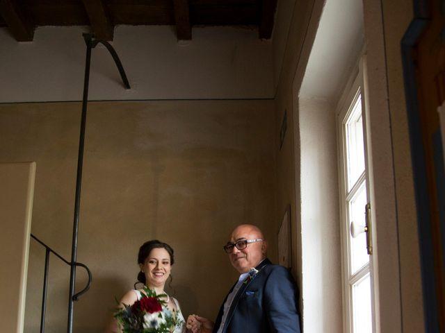 Il matrimonio di Luca e Serena a Besate, Milano 27
