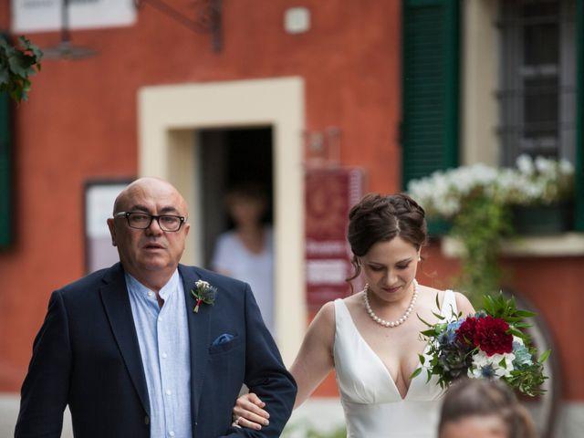Il matrimonio di Luca e Serena a Besate, Milano 29