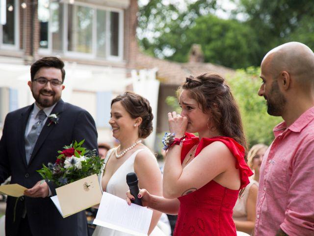 Il matrimonio di Luca e Serena a Besate, Milano 31