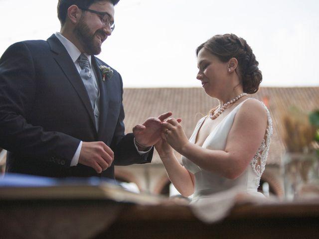 Il matrimonio di Luca e Serena a Besate, Milano 35