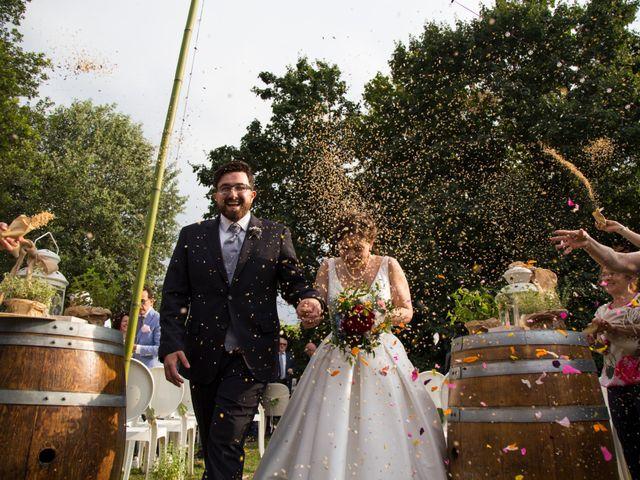 Il matrimonio di Luca e Serena a Besate, Milano 41