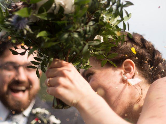 Il matrimonio di Luca e Serena a Besate, Milano 42
