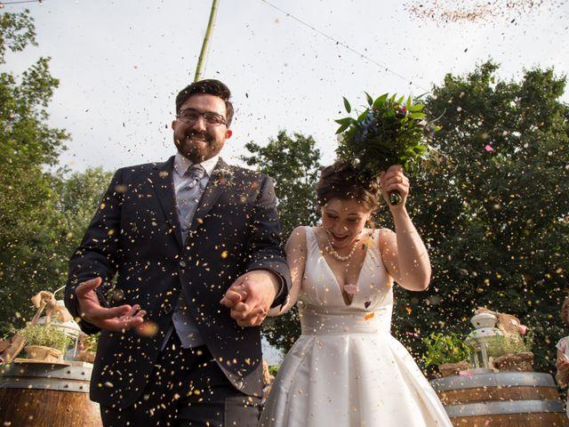 Il matrimonio di Luca e Serena a Besate, Milano 43