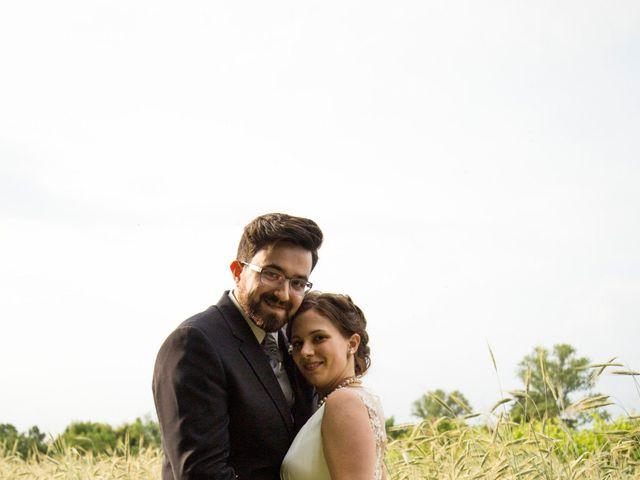 Il matrimonio di Luca e Serena a Besate, Milano 44