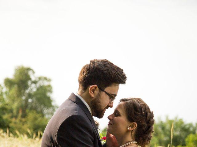 Il matrimonio di Luca e Serena a Besate, Milano 55