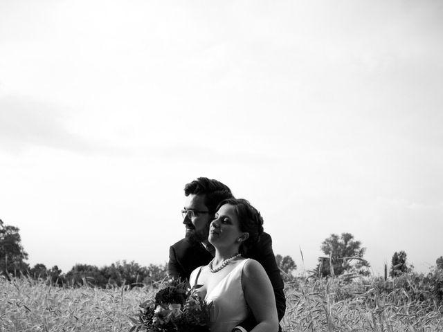Il matrimonio di Luca e Serena a Besate, Milano 57
