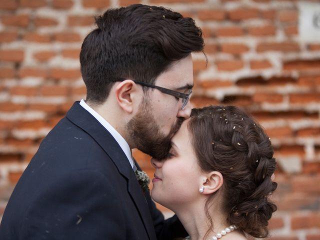 Il matrimonio di Luca e Serena a Besate, Milano 61