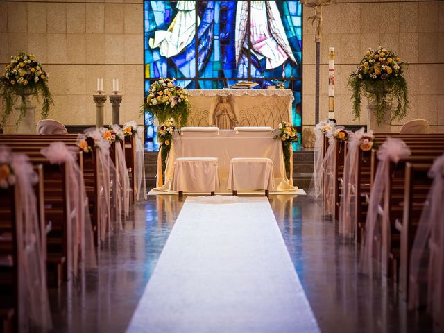 Il matrimonio di Andrea e Martina a Pesaro, Pesaro - Urbino 4