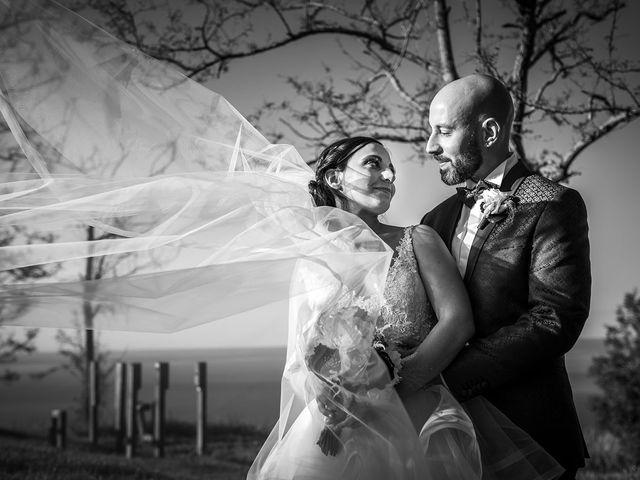 Il matrimonio di Andrea e Martina a Pesaro, Pesaro - Urbino 33