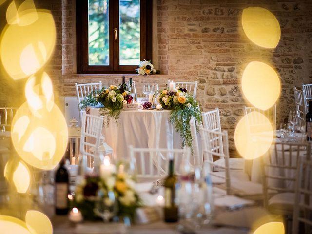 Il matrimonio di Andrea e Martina a Pesaro, Pesaro - Urbino 38