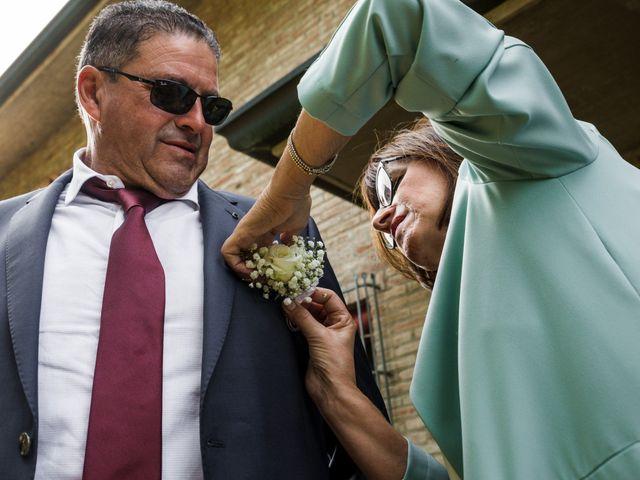 Il matrimonio di Fabio e Agnese a Ferrara, Ferrara 4