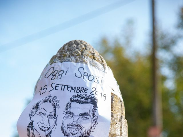 Il matrimonio di Fabio e Agnese a Ferrara, Ferrara 8