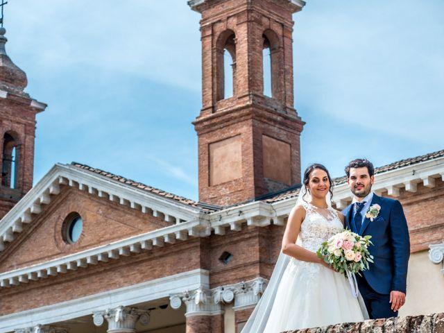 Il matrimonio di Fabio e Agnese a Ferrara, Ferrara 40