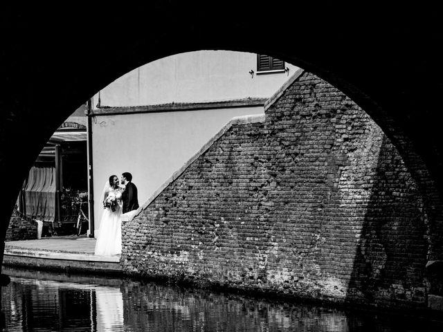 Il matrimonio di Fabio e Agnese a Ferrara, Ferrara 41