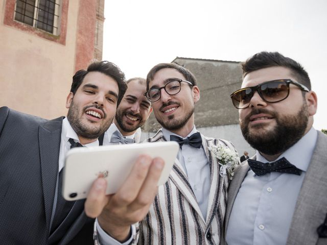 Il matrimonio di Fabio e Agnese a Ferrara, Ferrara 57
