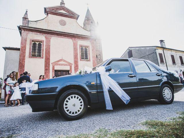 Il matrimonio di Fabio e Agnese a Ferrara, Ferrara 58