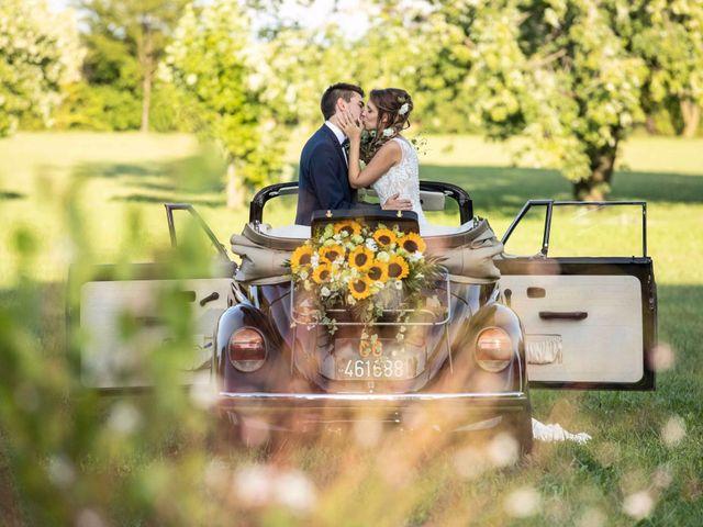 Il matrimonio di Lorenzo e Michela a Sulbiate, Monza e Brianza 1