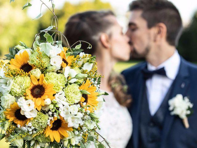 Il matrimonio di Lorenzo e Michela a Sulbiate, Monza e Brianza 5