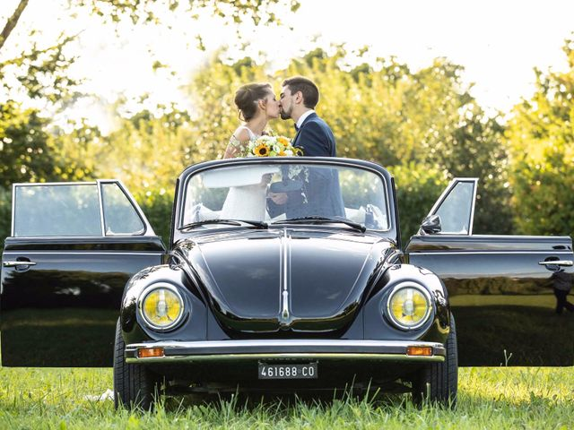 Il matrimonio di Lorenzo e Michela a Sulbiate, Monza e Brianza 6