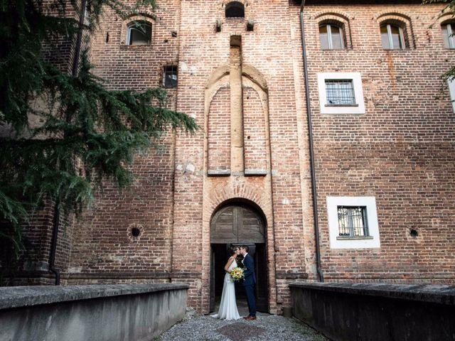 Il matrimonio di Lorenzo e Michela a Sulbiate, Monza e Brianza 11