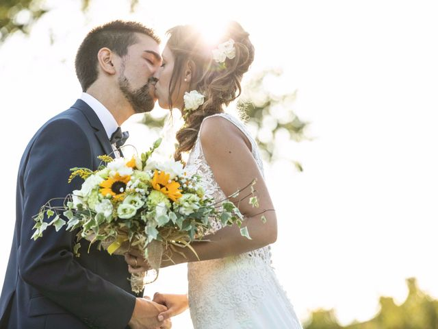 Il matrimonio di Lorenzo e Michela a Sulbiate, Monza e Brianza 12