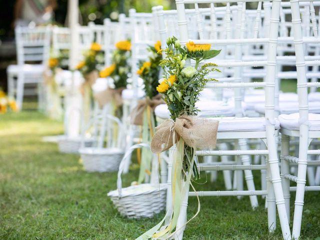 Il matrimonio di Lorenzo e Michela a Sulbiate, Monza e Brianza 44
