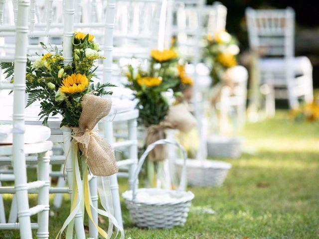 Il matrimonio di Lorenzo e Michela a Sulbiate, Monza e Brianza 45