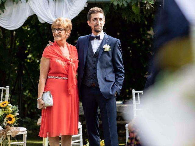 Il matrimonio di Lorenzo e Michela a Sulbiate, Monza e Brianza 49