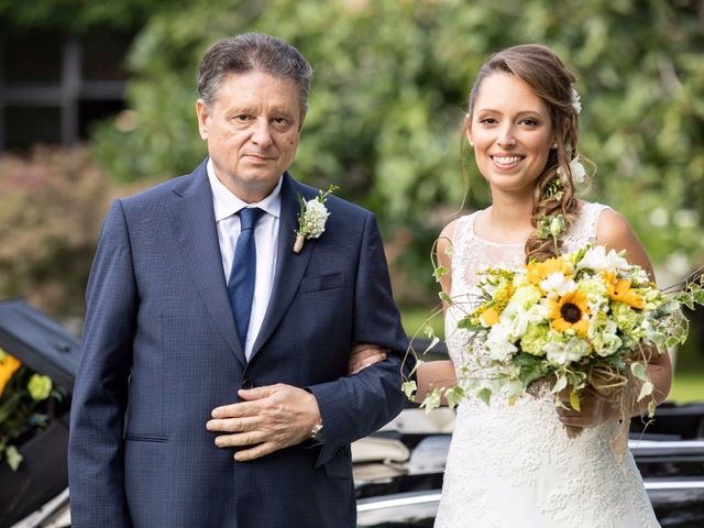 Il matrimonio di Lorenzo e Michela a Sulbiate, Monza e Brianza 54