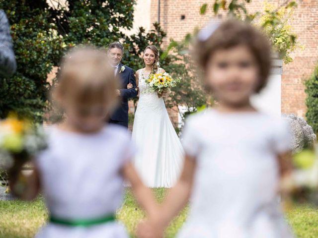 Il matrimonio di Lorenzo e Michela a Sulbiate, Monza e Brianza 55