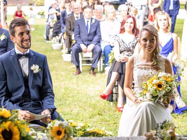Il matrimonio di Lorenzo e Michela a Sulbiate, Monza e Brianza 57