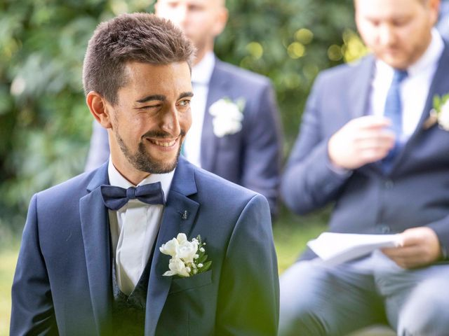 Il matrimonio di Lorenzo e Michela a Sulbiate, Monza e Brianza 61