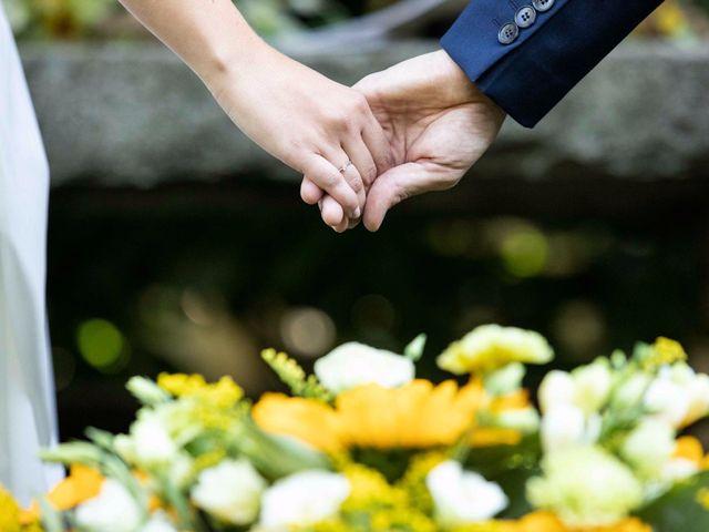 Il matrimonio di Lorenzo e Michela a Sulbiate, Monza e Brianza 78
