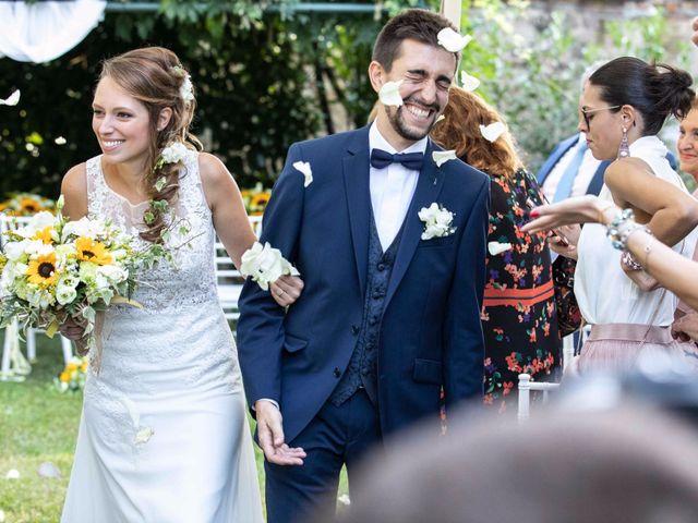 Il matrimonio di Lorenzo e Michela a Sulbiate, Monza e Brianza 81