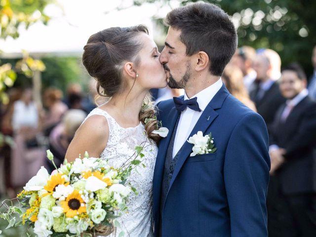 Il matrimonio di Lorenzo e Michela a Sulbiate, Monza e Brianza 83