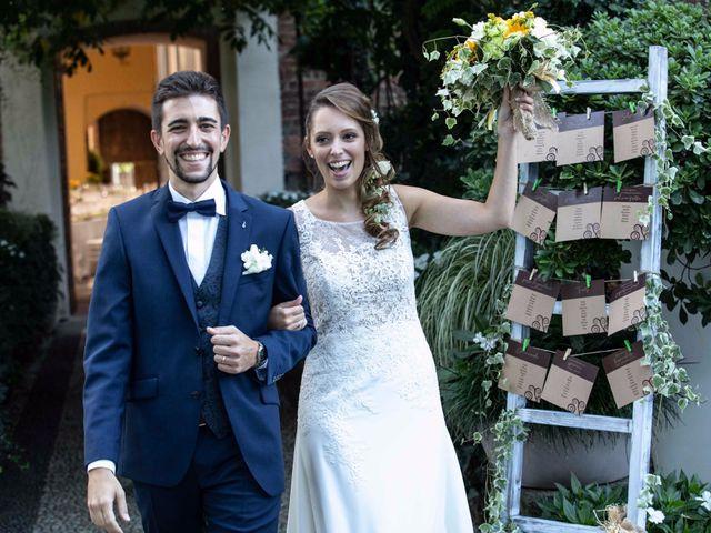 Il matrimonio di Lorenzo e Michela a Sulbiate, Monza e Brianza 84