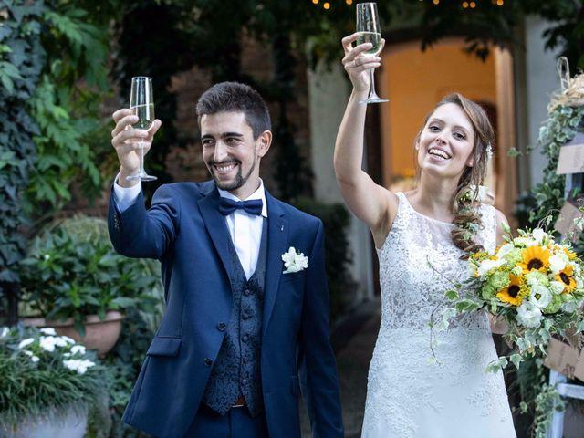 Il matrimonio di Lorenzo e Michela a Sulbiate, Monza e Brianza 85