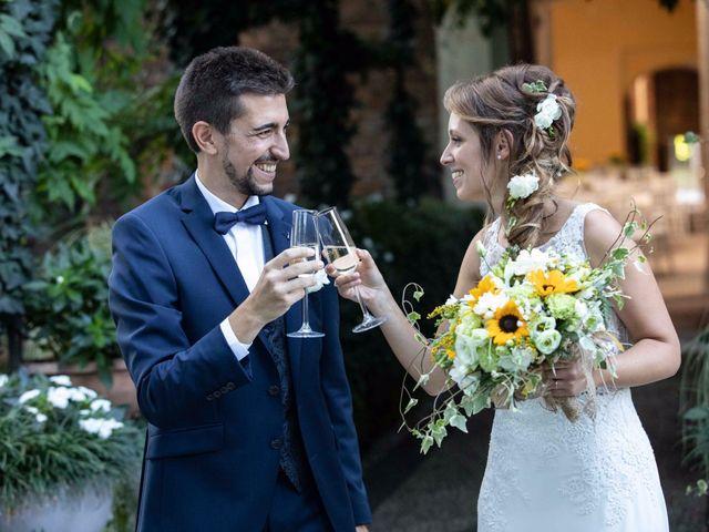 Il matrimonio di Lorenzo e Michela a Sulbiate, Monza e Brianza 86