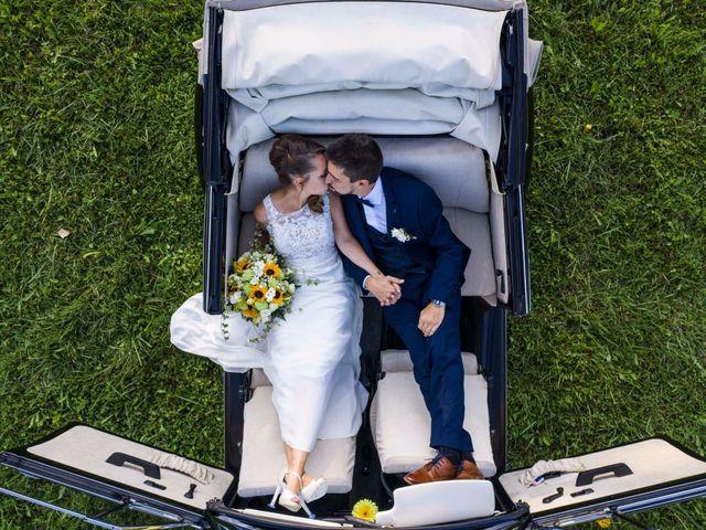 Il matrimonio di Lorenzo e Michela a Sulbiate, Monza e Brianza 92