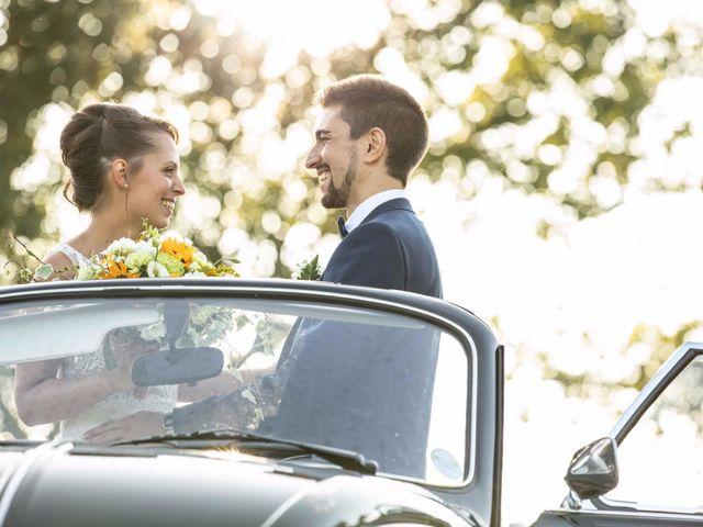 Il matrimonio di Lorenzo e Michela a Sulbiate, Monza e Brianza 99
