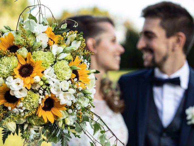 Il matrimonio di Lorenzo e Michela a Sulbiate, Monza e Brianza 107