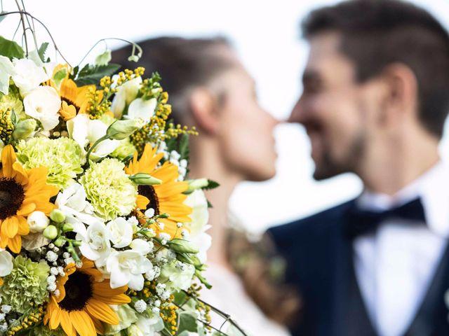Il matrimonio di Lorenzo e Michela a Sulbiate, Monza e Brianza 108